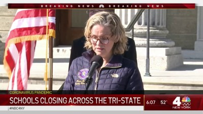 Long Island Schools Shuttered by Coronavirus – NBC New York