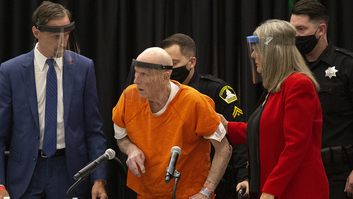 Golden State Killer Admits To Dozens Of Rapes Murders