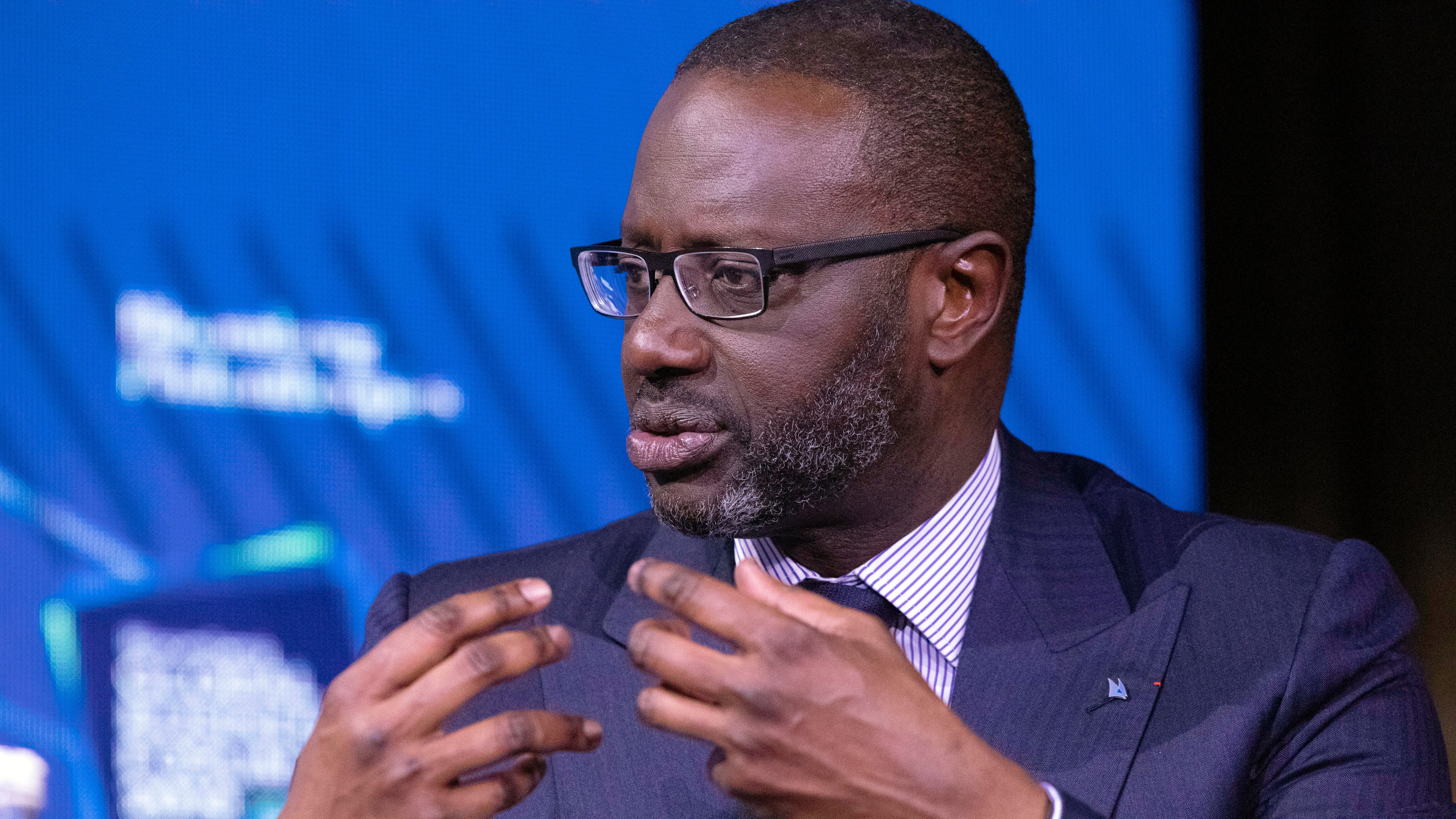 Credit Suisse Says Ceo Thiam Resigns Amid Spying Scandal
