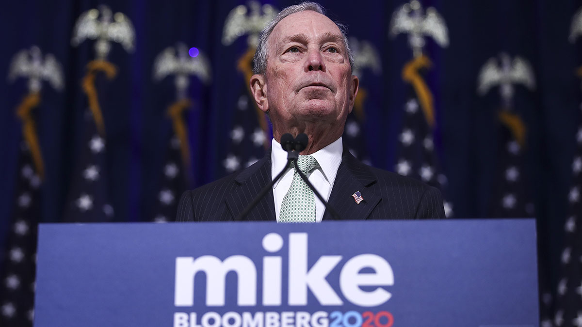 Bloomberg Spending Tens Of Millions More On New Ad