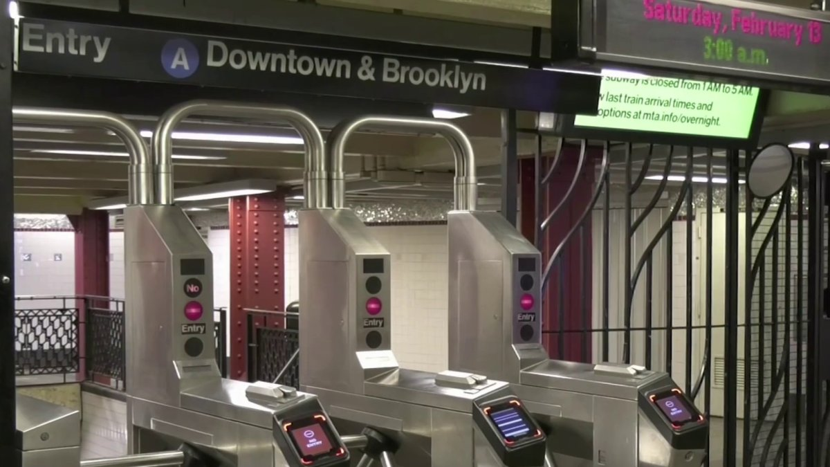 Brooklyn Man Charged For Murder In 14 Hour Subway Stabbing Spree That Left 2 Dead Nbc New York