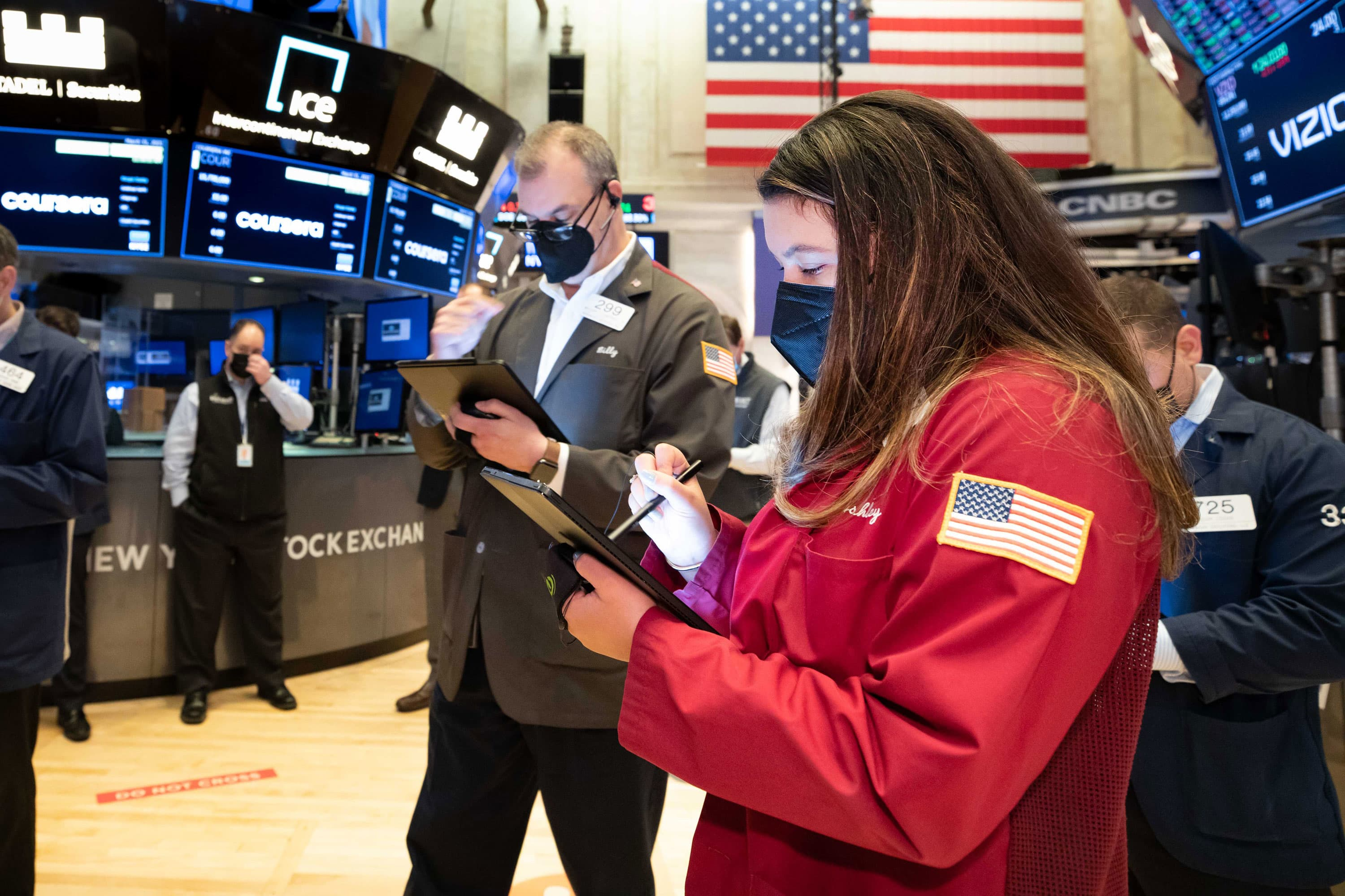 Concerns Over Inflationary Pressure on Earnings Will Test Stocks in the Week Ahead – NBC New York
