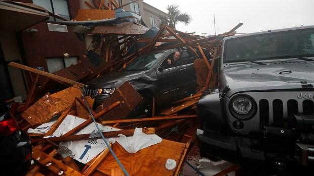 Hurricane Michael Makes Landfall on Florida Panhandle