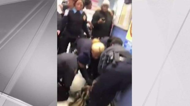 [NY] Outrage Grows Over Video Showing Cops Ripping Baby Away