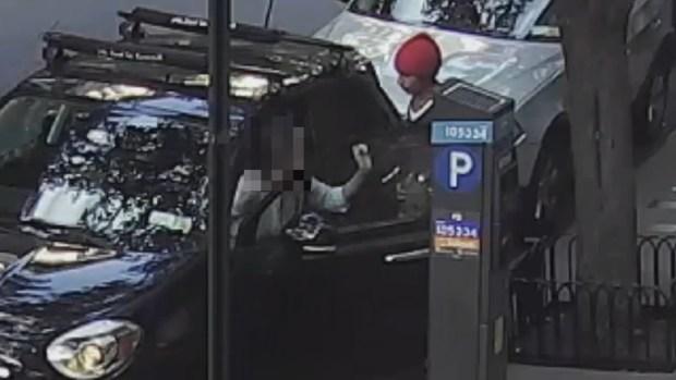 [NY] Cops Seek Suspect in Carjacking Attempt in Manhattan