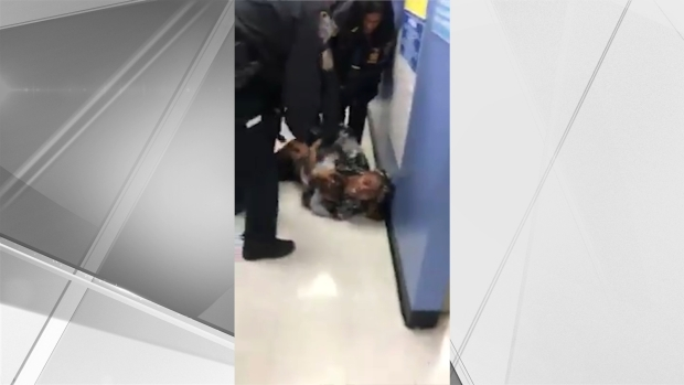 [NY] 'Troubling' Video Shows Cops Ripping Baby From Mom's Arms