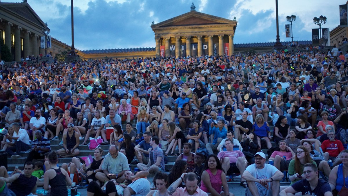 """You Can Watch """"Rocky"""" from the Rocky Steps For Free During Wawa Welcome America"""