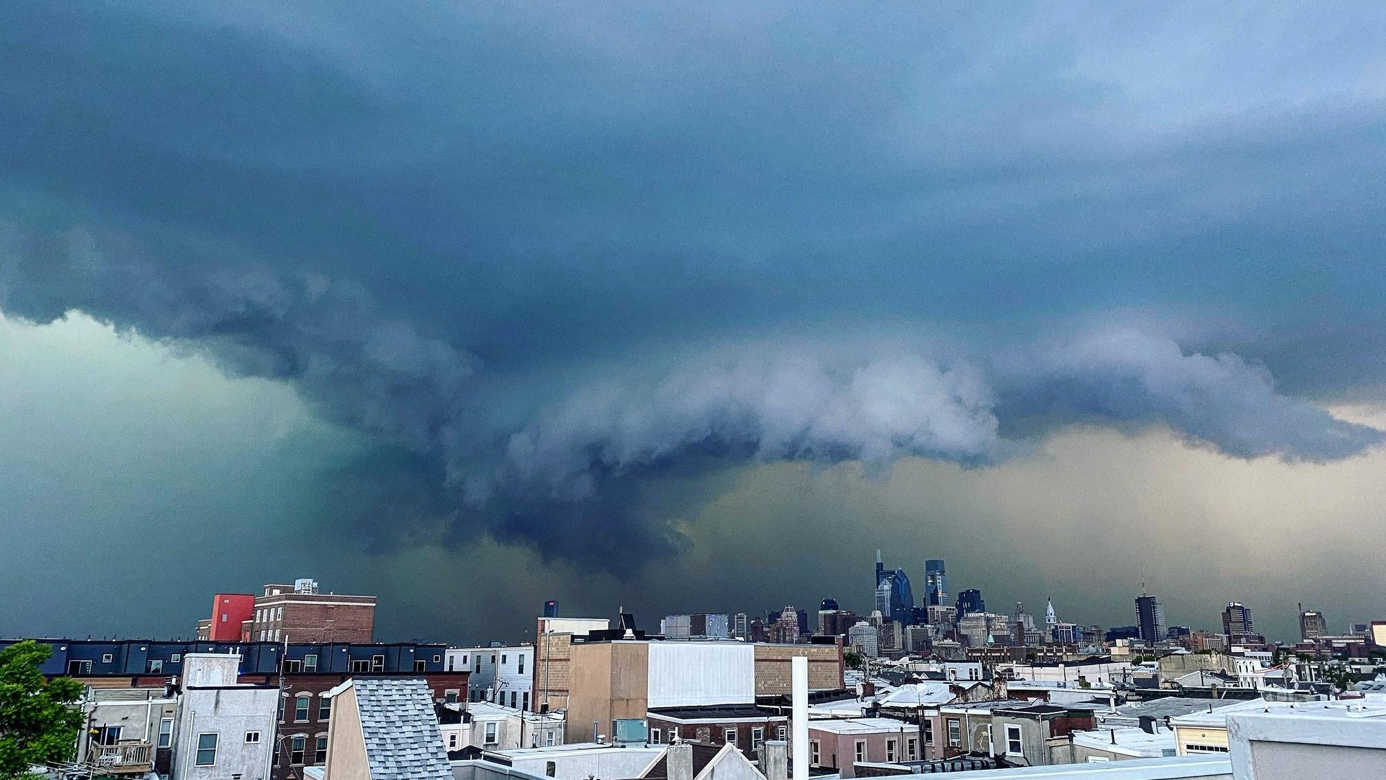 Rare Derecho Kills 3 In Montco Tornado Scare For Philly