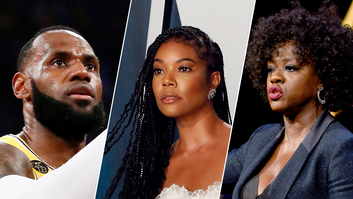 Celebrities Express Outrage Over Shooting Death Of Georgia