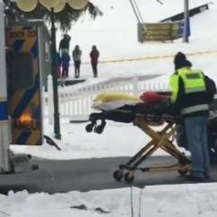 Ski Chair Lift Malfunction Desk Sinking 5 Hurt In At Central Pennsylvania Mountain After Malfunctions