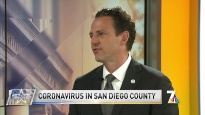 Latest Update on Coronavirus Cases in San Diego County – NBC 7 San ...
