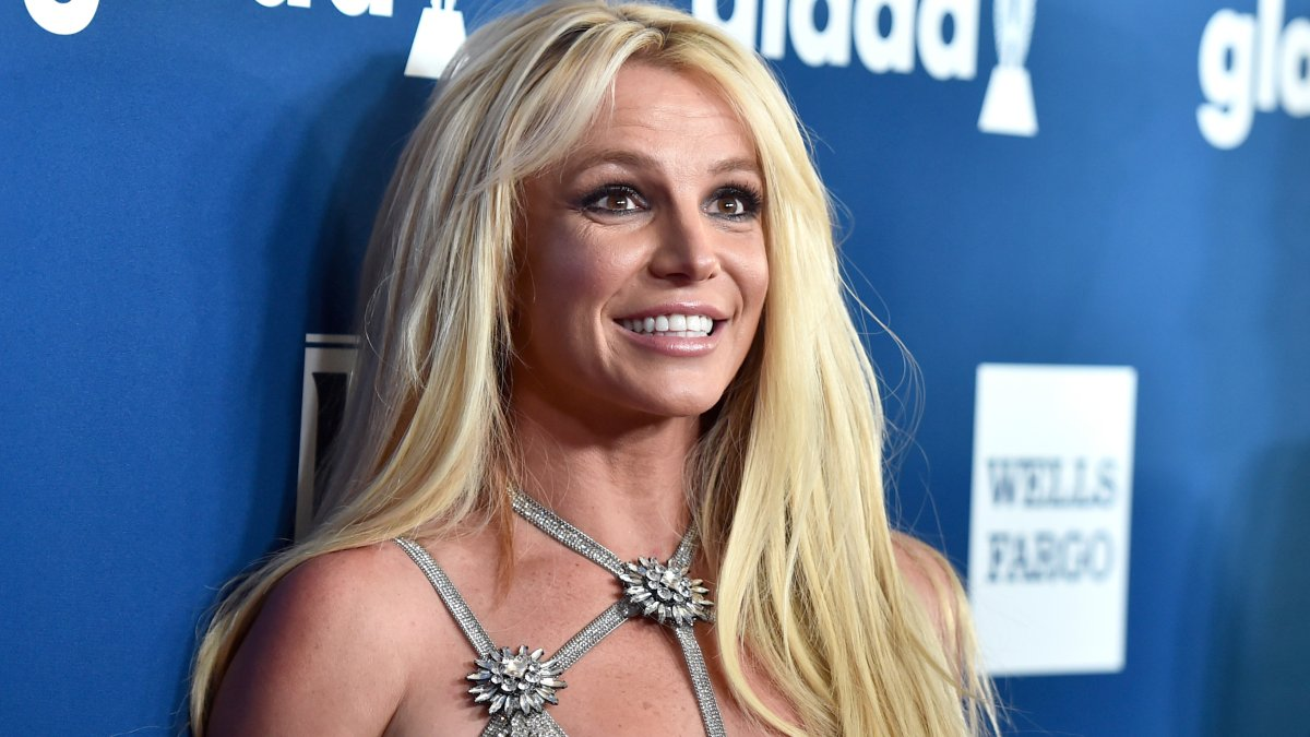 Britney Spears Shares Rare Photo of Her Sons and They're Taller Than She Is Now - NBC 7 San Diego