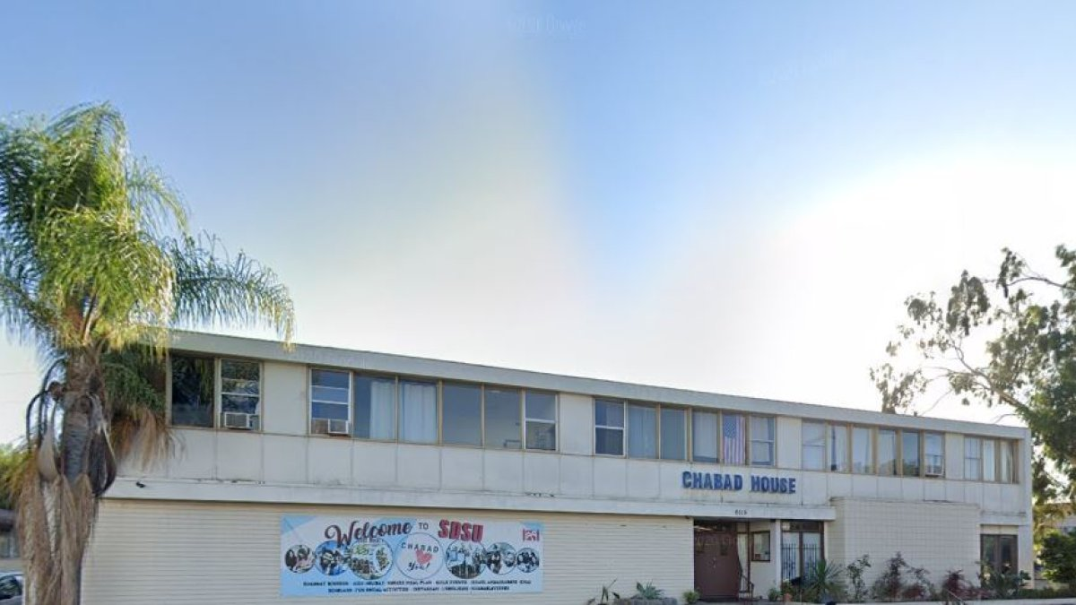 Thieves Return Stolen Items to Chabad House at SDSU