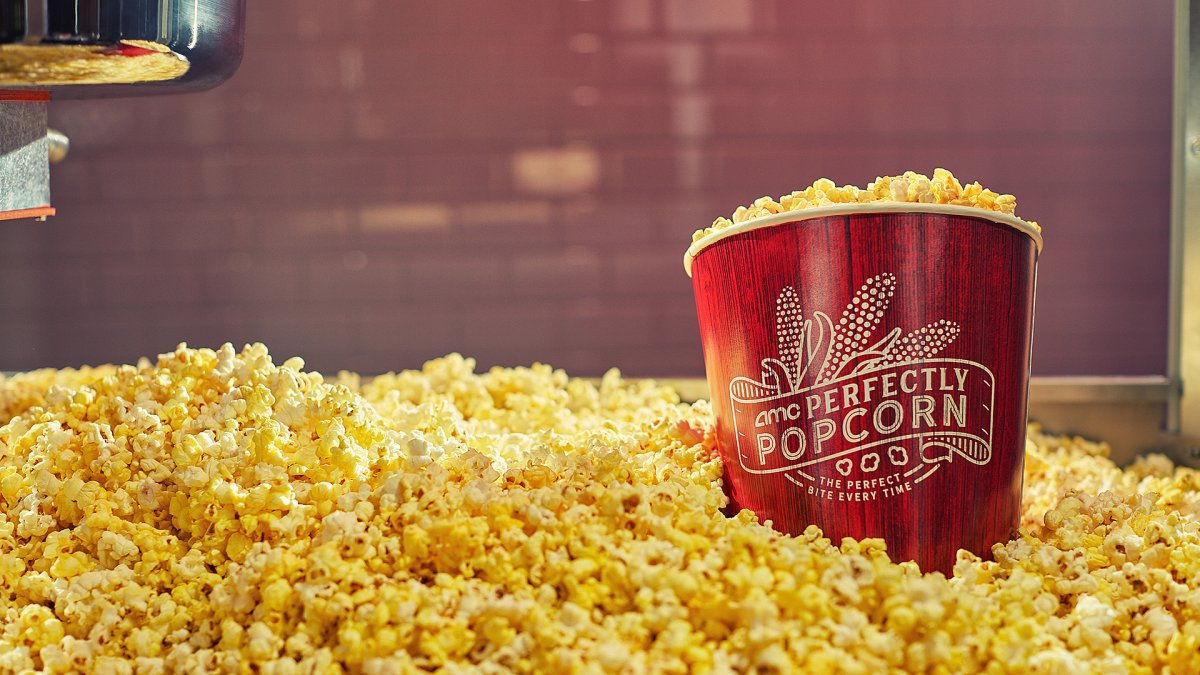 This Deal is Poppin': AMC Theatres Offers All You Can Eat Popcorn Promo