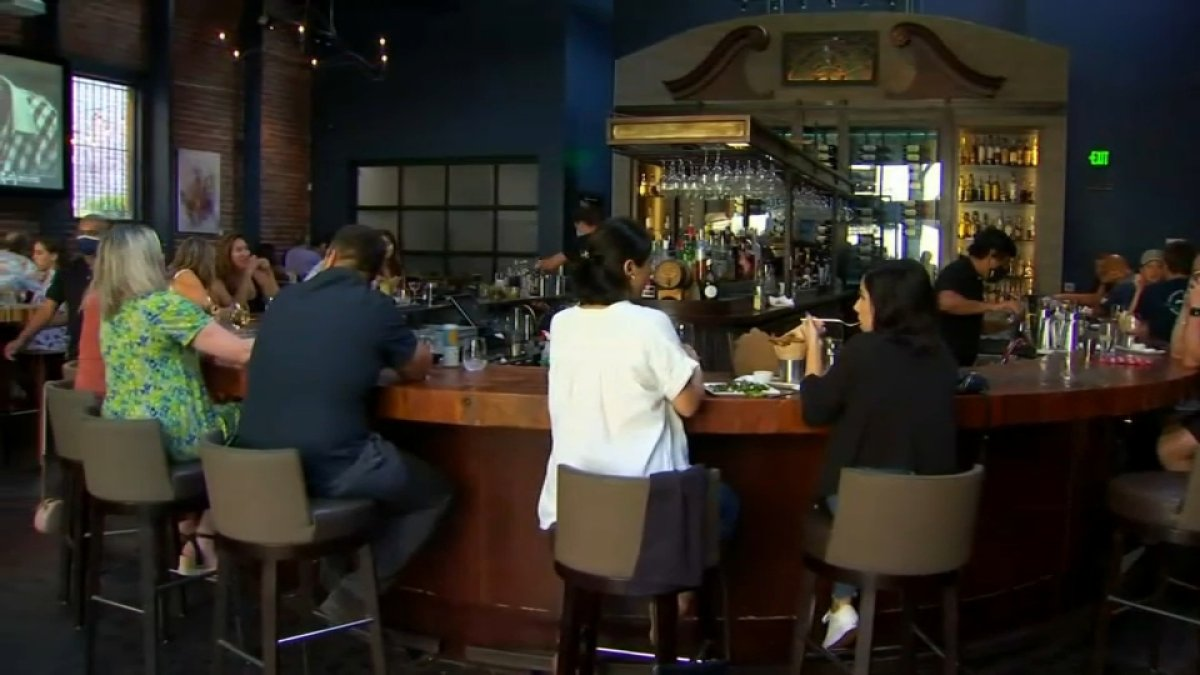 San Diegans Flood Restaurants, Bars on First Weekend Since State Reopened