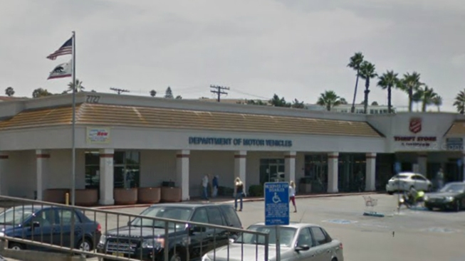 San Clemente DMV Closes for One Month  NBC 7 San Diego