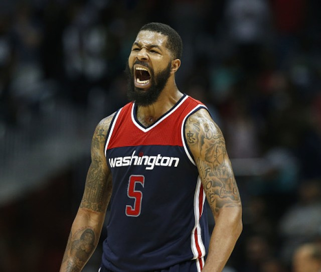 Warning Wizards Markieff Morris Isnt Messing Around Nbc