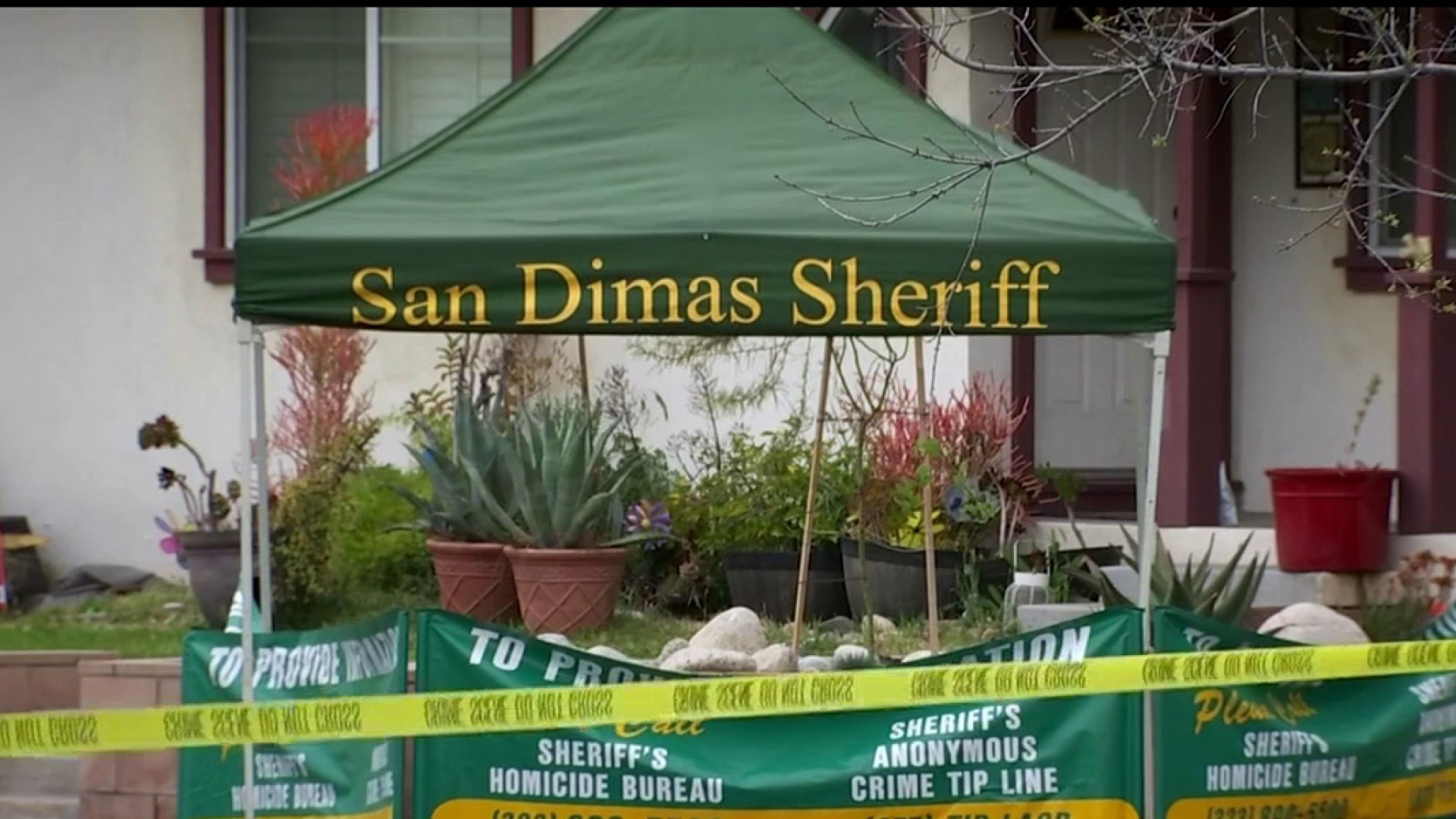 San Dimas Woman brutally stabbed to death while walking her dog  3/26/21