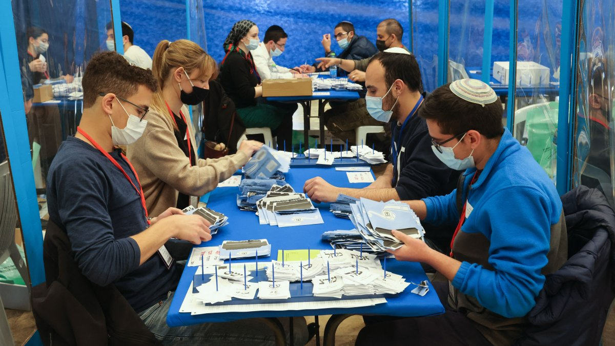 Final result confirms political impasse after Israeli vote – NBC4  Washington - Florida News Times