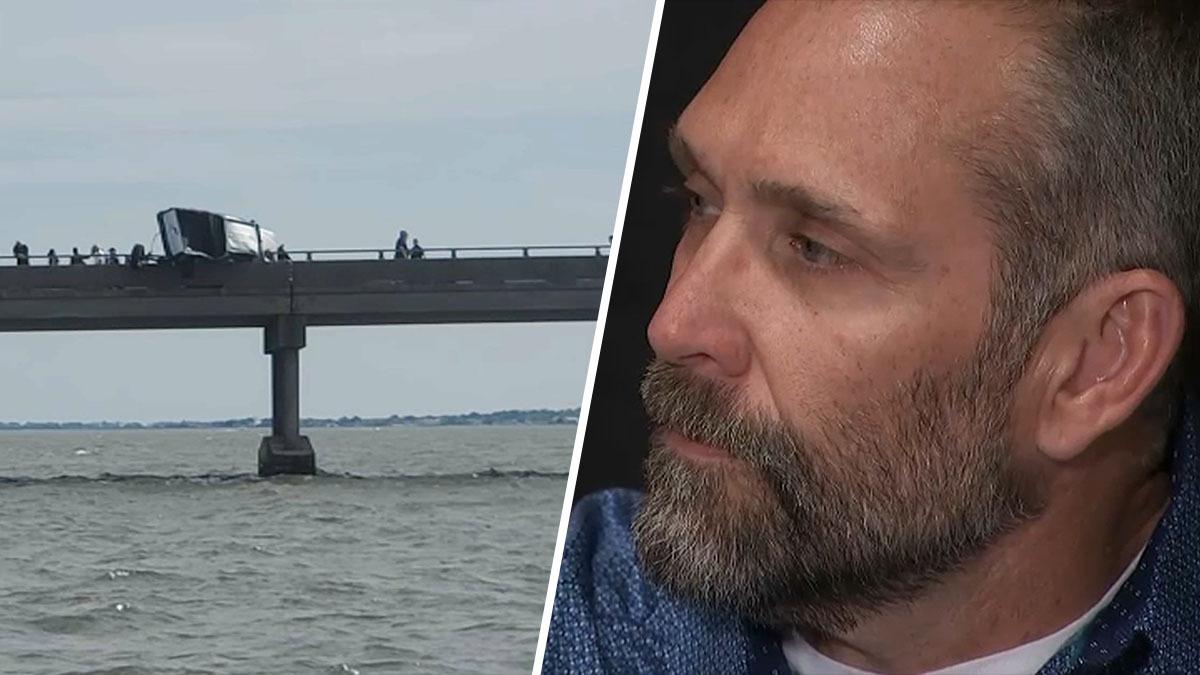 Good Samaritan Comes Forward After Rescuing 2-Year-Old Thrown into Bay After Ocean City Bridge Crash