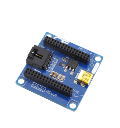 onion omega 2 and onion omega 1 i2c adapter with usb interface [ 2048 x 1365 Pixel ]