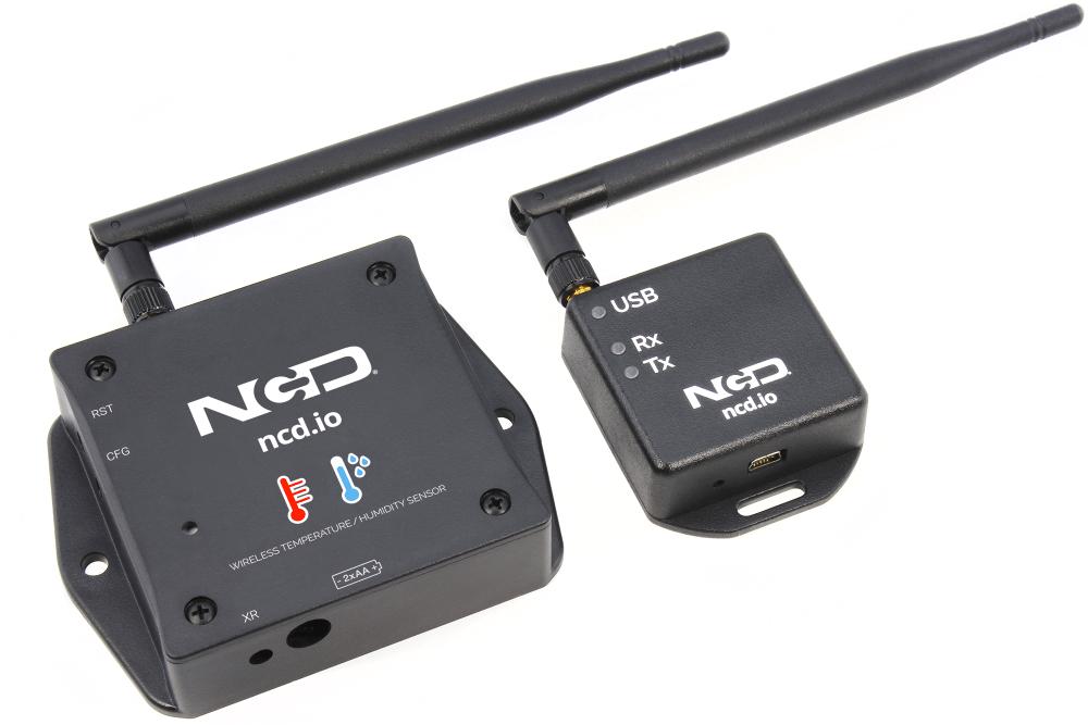 medium resolution of long range wireless temperature humidity sensor