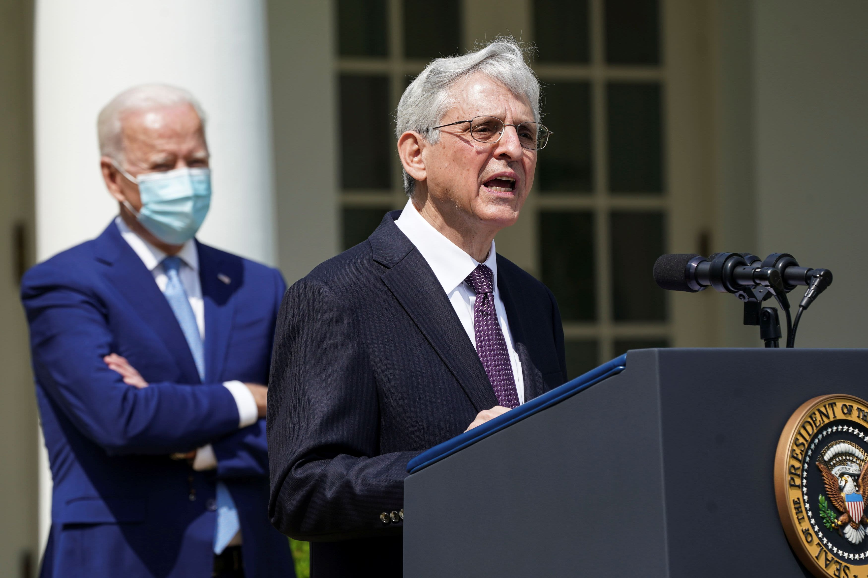 AG Merrick Garland Erases Trump-Era Limits on Consent Decrees for Policing the Police – NECN