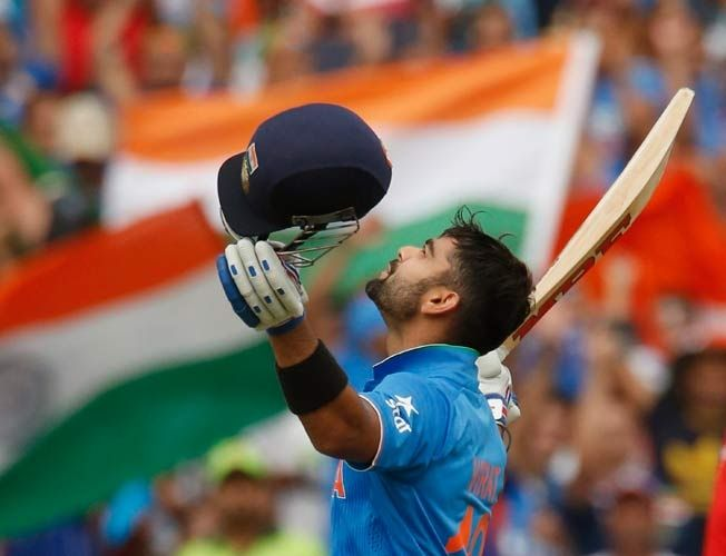 A Pictorial Timeline That Proves Virat Kohli Is The Ultimate Rockstar Of Cricket