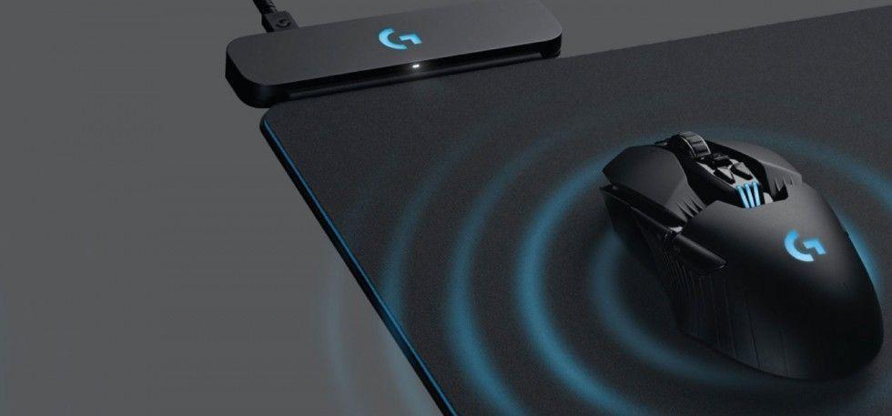 Logitech G Powerplay Wireless Charging System: Logitech Mouse Pad Details