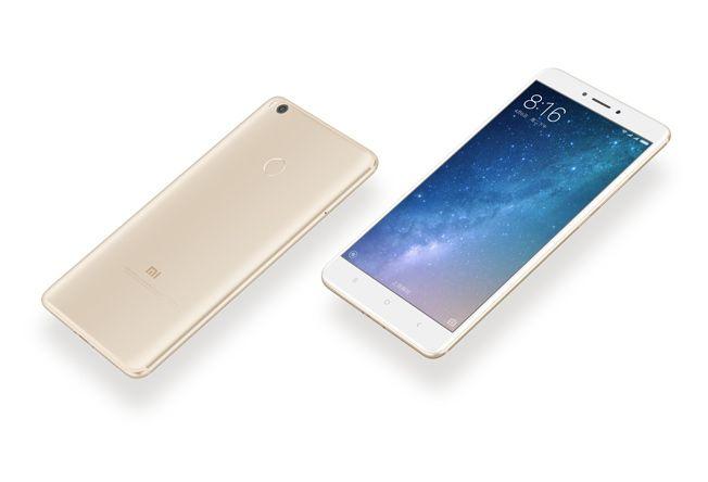 Xiaomi Announces Mix Max 2: Full Specs and Price