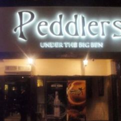 Cheap Rolling Chairs Black Dining Sets With 6 15. Peddlers - Chandigarh: 100 Best Places To Drink Beer In India