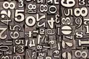 resume writing numbers