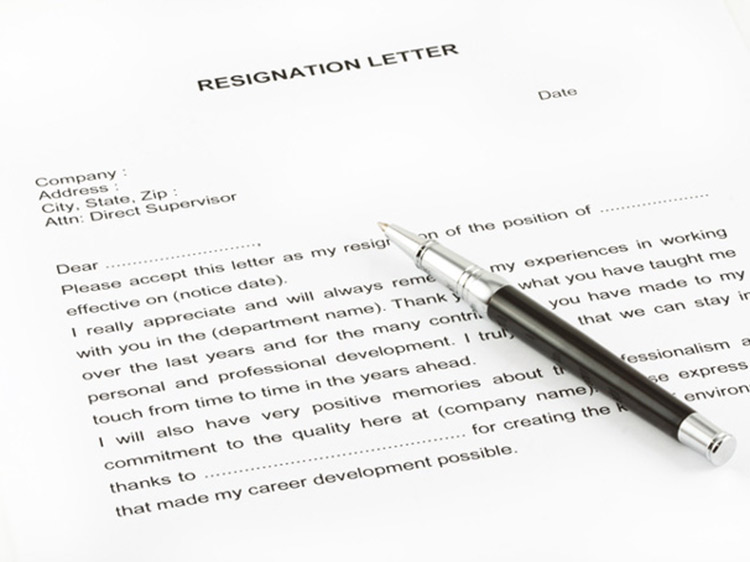 How To Write A Resignation Letter  Monstercom