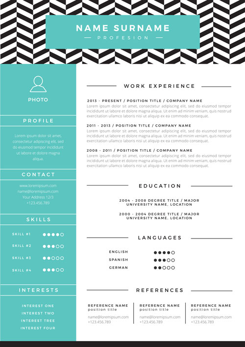 food service industry resume