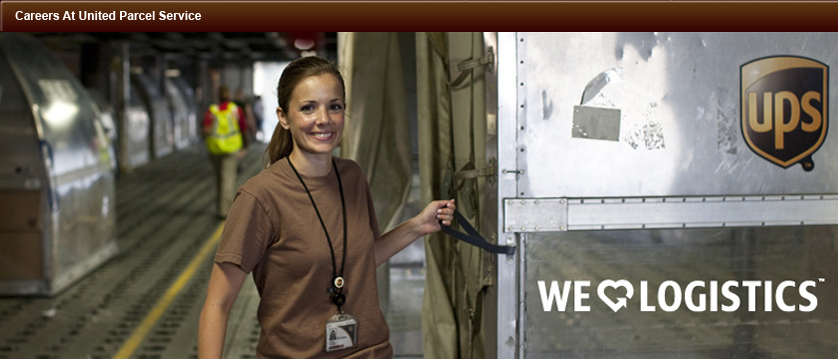 ups part time package handler seasonal entry level