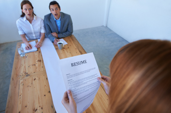 pharmacist resume length