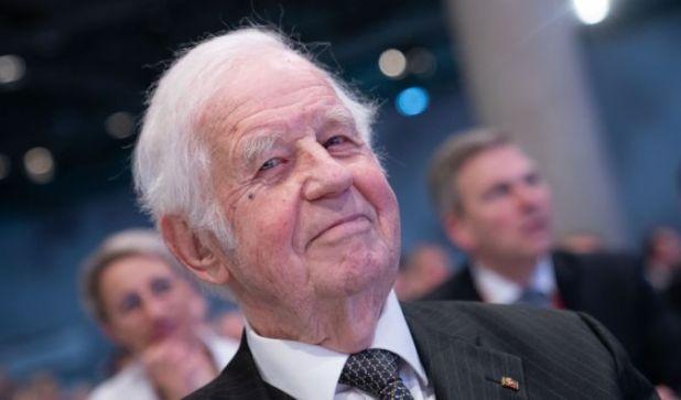 Kurt Biedenkopf, CDU-Politiker (20.01.1930 - 12.08.2021) (Foto)