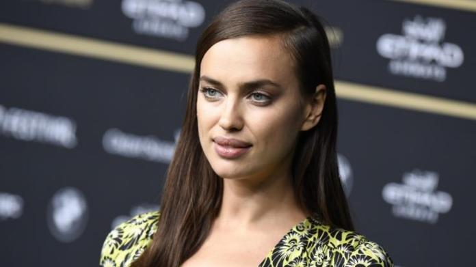 Irina Shayk makes her Fans once again crazy.