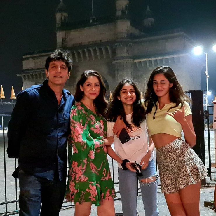 Ananya Pandey spends time with family after returning from Maldives, shares photos World Daily News24 - English