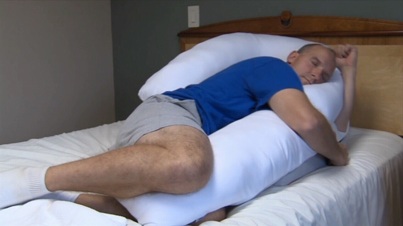 Get relief from acid reflux with pillow