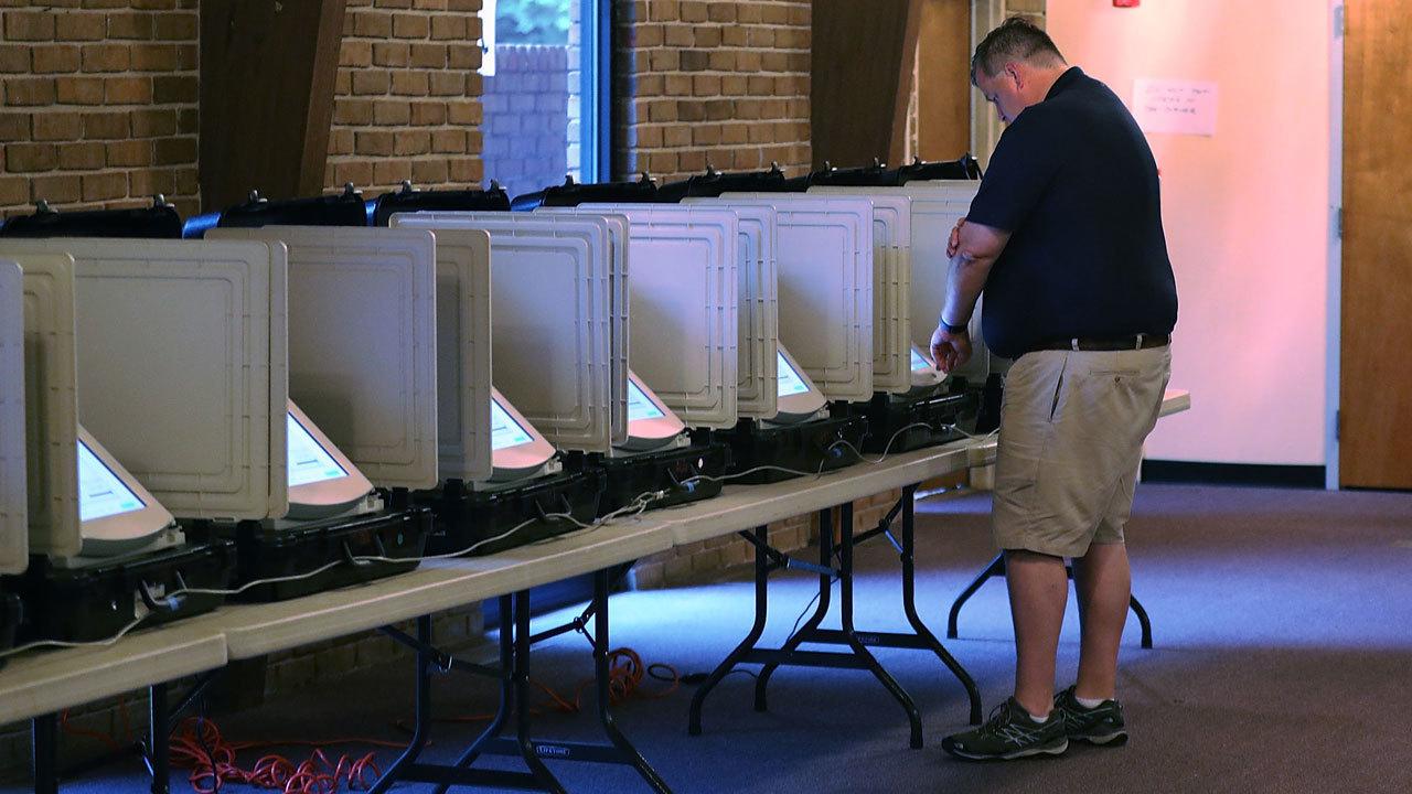 It's Final Week Of Early Voting In Georgia's Runoff
