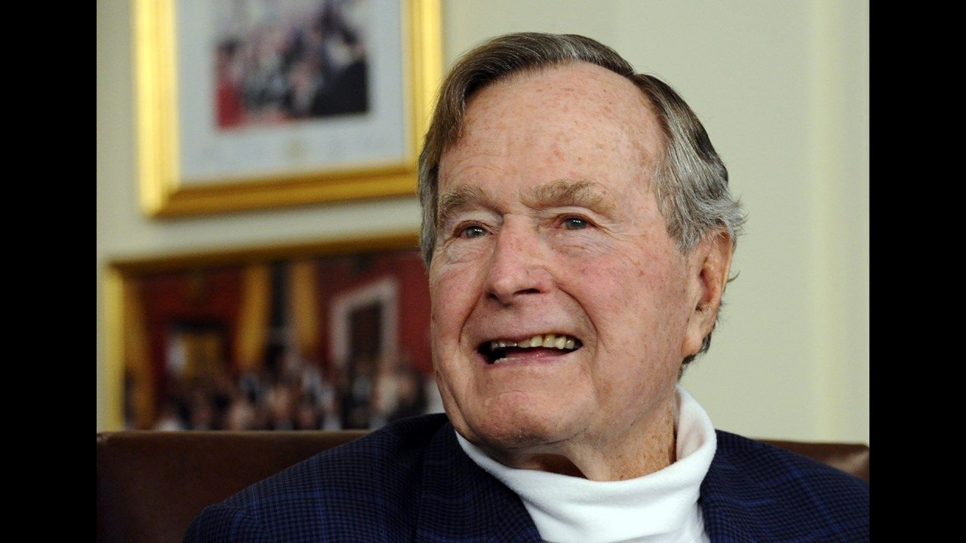 Here S Why George H W Bush Loved Wearing Colorful Socks