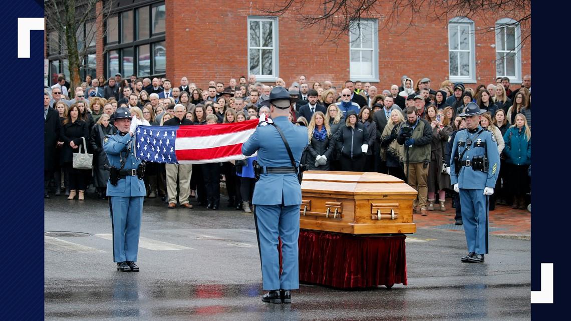 Benjamin Campbell Funeral