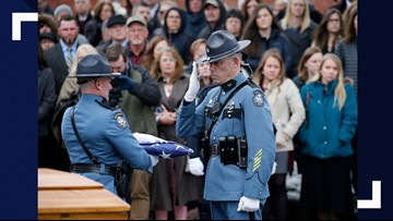 Detective Benjamin Campbell Maine State Police