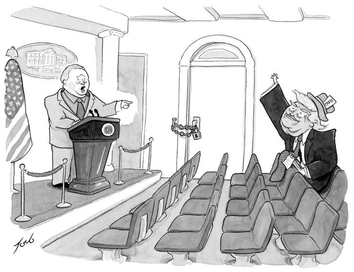 new yorker cartoons trump zeenla co