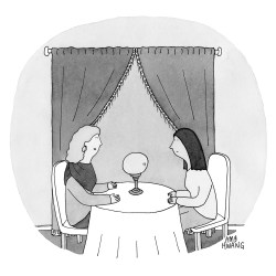Daily Cartoon: Monday December 7th The New Yorker