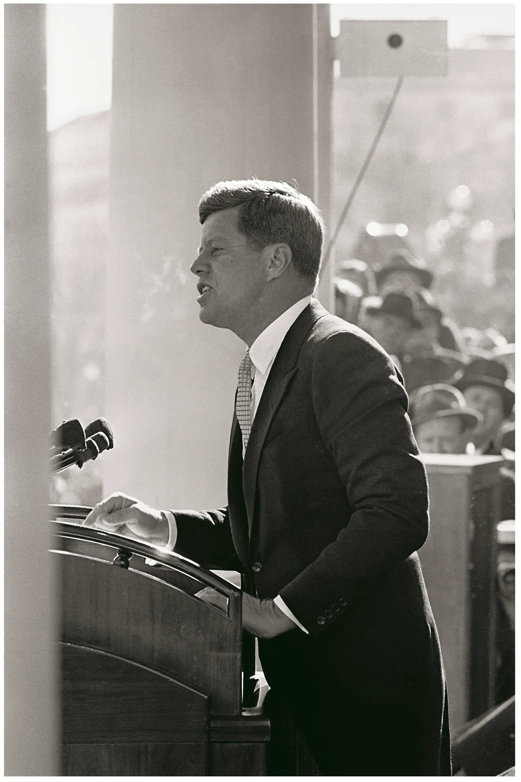 Anatomy Of Kennedy S Inaugural Address