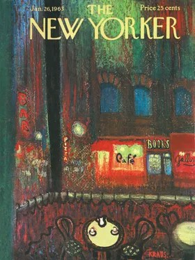 The New Yorker January 26 1963 Issue  The New Yorker