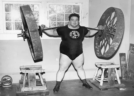 Paul Anderson World S Strongest Man The New Yorker