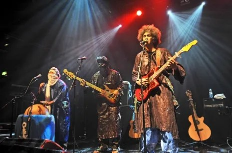 Rebel Music The Tuareg Uprising in 12 Songs by Tinariwen